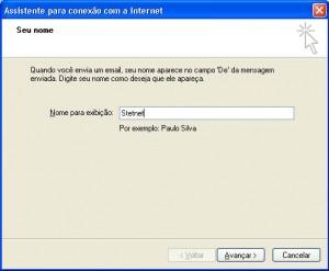 Configurar MS Outlook 3